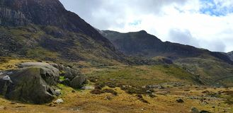 Snowdonia National Park, North Wales, UK Royalty Free Stock Photos