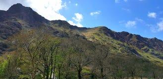 Snowdonia National Park, North Wales, UK Royalty Free Stock Photography