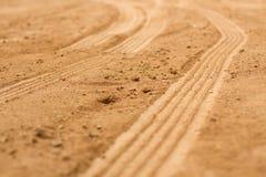 footprint Obrazy Stock
