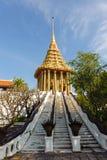 The footprint of the Lord Buddha, Saraburi Royalty Free Stock Photos
