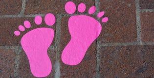 Footprint Stock Photos