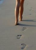 Footprints 02 Stock Photos
