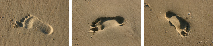 Free Footprints Stock Photography - 170512