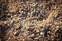 Footprints, Etretat, France. 2010 Stock Photography