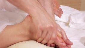 Foots девушка массажа акции видеоматериалы