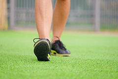 Foots Stock Photo