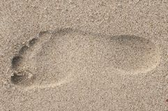 Footstep background Stock Photos