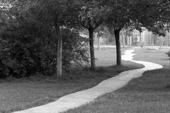 Footway Stock Image