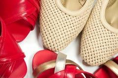 Footwear Stock Photos
