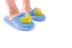 Footwear Royalty Free Stock Photos