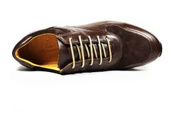 Footwear, Brown, Shoe, Leather royalty free stock images