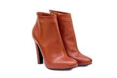 Footwear-71 femelle Photo libre de droits