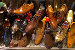 Shoes for men Royalty Free Stock Photo