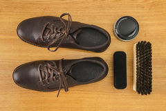Footwear Still Life Royalty Free Stock Images