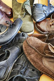 Footwear Stock Photography