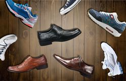 Footwear Royalty Free Stock Images
