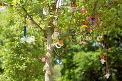Fopspeenboom stock afbeeldingen