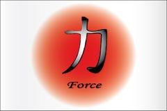 Força Fotografia de Stock
