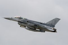 força aérea de Singapore do jetfighter Imagens de Stock Royalty Free