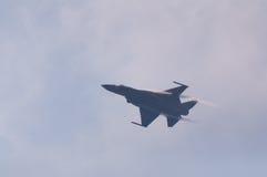 Força aérea JF-17 de Paquistão Fotos de Stock