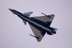Força aérea JF-17 de Paquistão Imagens de Stock