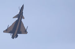 Força aérea JF-17 de Paquistão Foto de Stock Royalty Free