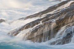 Força do mar em Kobaron Fotos de Stock