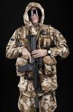 Forças armadas Imagem de Stock Royalty Free