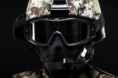 Forças armadas do russo Fotos de Stock