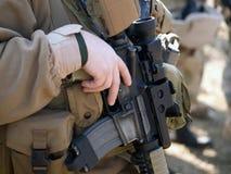 Forças especiais Imagem de Stock