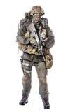 Forças especiais de Austrian do soldado de Jagdkommando imagem de stock