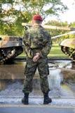 Forças militares Imagens de Stock