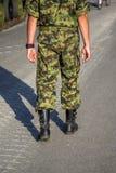 Forças militares Imagem de Stock Royalty Free