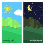 Forêt illustration stock