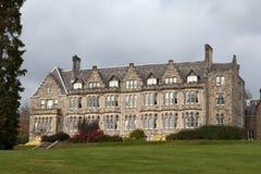 FORÊT D'ASHDOWN, SUSSEX/UK - 29 OCTOBRE : Hôtel de parc d'Ashdown dans t image stock