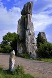 Forêt de pierre de Chine Image stock