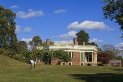 Forêt du peuplier de Thomas Jefferson photos stock