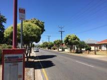 Fora da área habitável em Adelaide imagem de stock royalty free