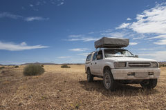 Fora de estrada em África Imagem de Stock Royalty Free