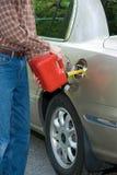 Fora do gás Imagem de Stock
