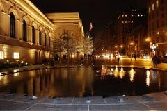 Fora do museu de arte metropolitano 15 Foto de Stock
