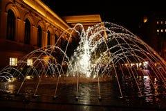 Fora do museu de arte metropolitano 70 Fotografia de Stock