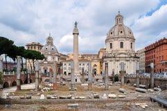 fora italy roman rome fotografering för bildbyråer