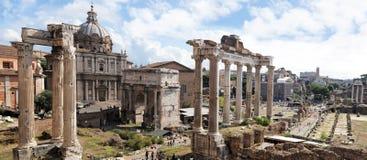fora italy roman rome arkivbilder