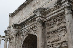 fora italy roman rome Royaltyfria Bilder