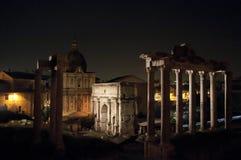 fora italy roman rome royaltyfria foton