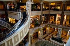 foralas shoppar vegas Royaltyfria Bilder