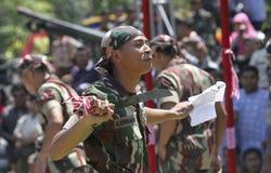 Forças especiais de exército Fotografia de Stock