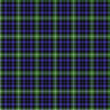 Forbes tartan, ancient. This tartan, Forbes Ancient, has been approved by the clan chief Stock Image