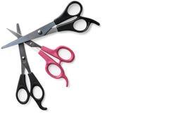 Forbici dei capelli Fotografia Stock Libera da Diritti